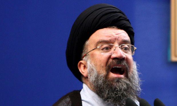 Archivbild von Ahmad Khatami