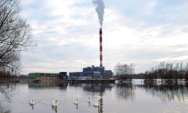 Kraftwerk Mellach (Archivbild)