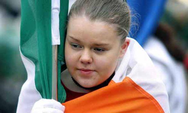 irland defizit