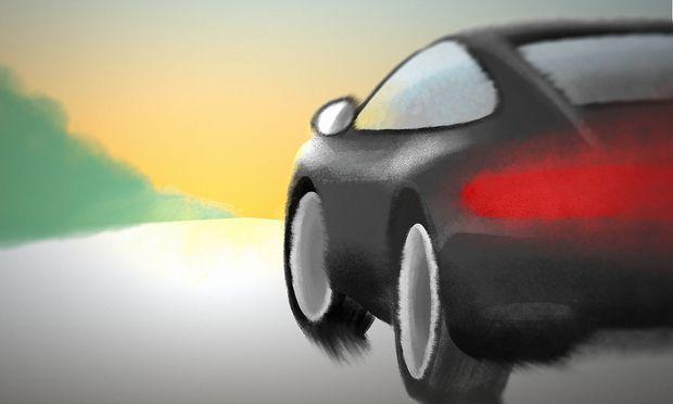 Wer haftet, wenn das Auto unmotiviert bremst?