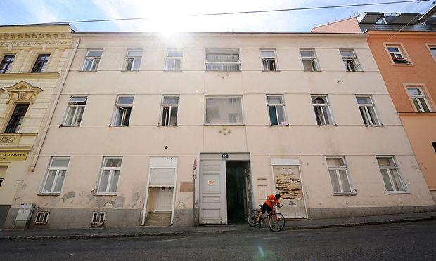 Massenquartier In Wien Machtlos Gegen Elendshaus Diepresse Com