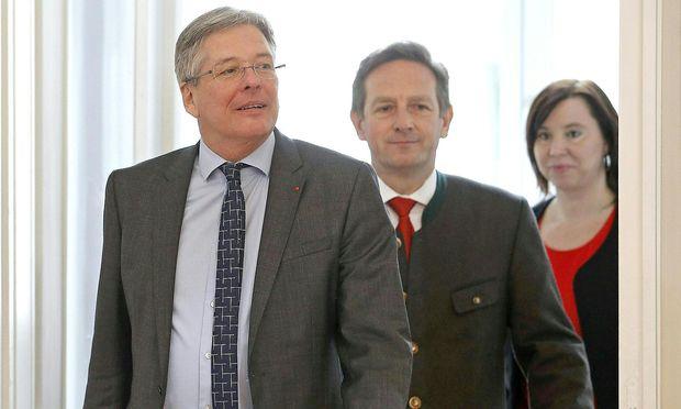 Marion Mitsche (rechts).