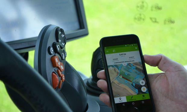 Auch in der Agrarwirtschaft spielt die Digitalisierung eine immer größere Rolle. / Bild: FH Wiener Neustadt