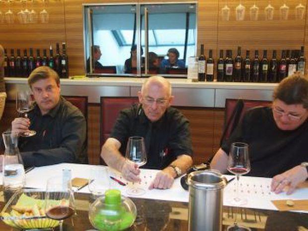 Weinverkostung Weingut Gager