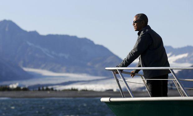Barack Obamas Umweltgesetze sollen rückgängig gemacht werden.