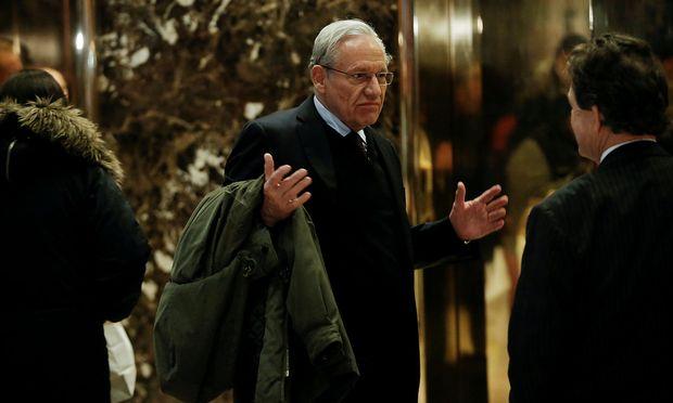 Bob Woodward hat in Donald Trump einen neuen Gegner.