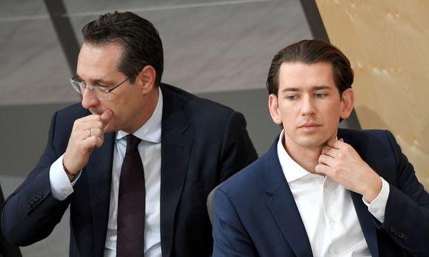 Die SPÖ will am Donnerstag einen Misstrauensantrag gegen FPÖ-Vizekanzler Heinz-Christian Strache im Nationalrat einbringen. An Kanzler Sebastian Kurz soll eine dringliche Anfrage gerichtet werden.