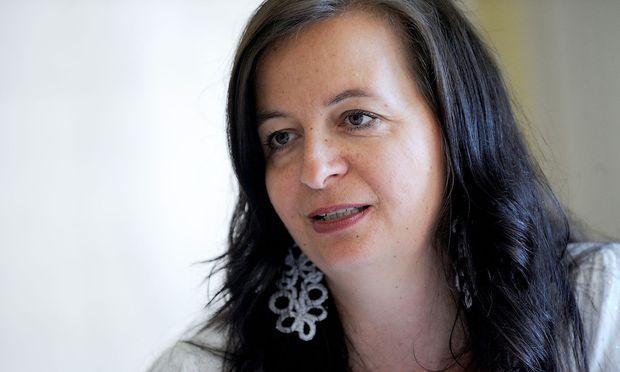 SPÖ-Stadträtin Ulli Sima