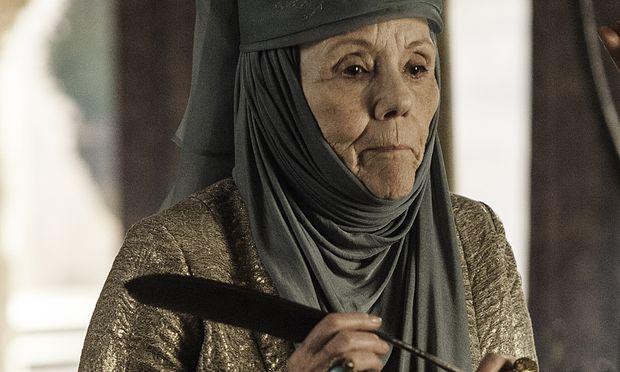 Königin der Rosen: Olenna Tyrell / Bild: (c) HBO