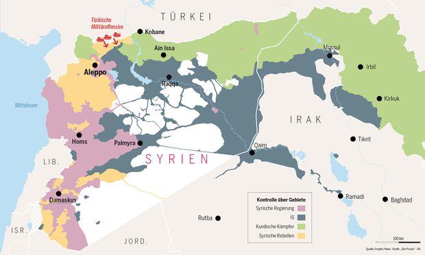 Kurden In Syrien
