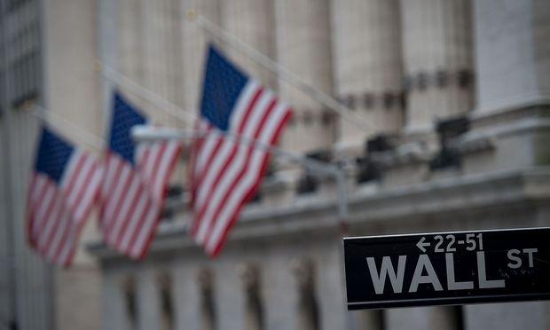 Die New York Stock Exchange wird maßgeblich von großen US-Pensionsfonds beeinflusst.
