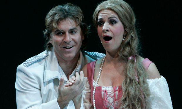 Operntraumpaar Gheorghiu-Alagna vor der Scheidung