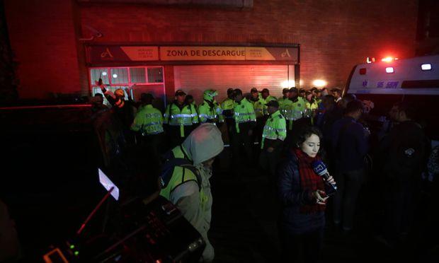 """Terroranschlag Twitter: Bogota: Drei Tote Bei """"Terroranschlag"""" In Einkaufszentrum"""