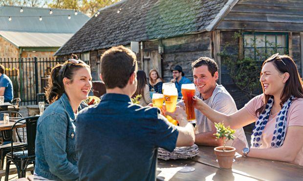 Tradition. Bier nach deutscher
