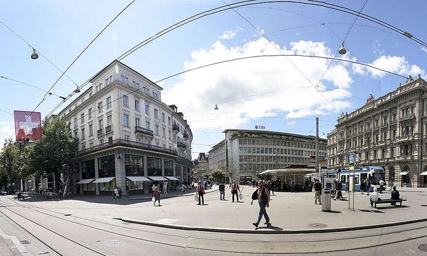 Ein bisschen Schweiz für jeden. Fremdwährungs- finanzierungen wurden in Österreich vor allem auf Franken-Basis abgeschlossen.