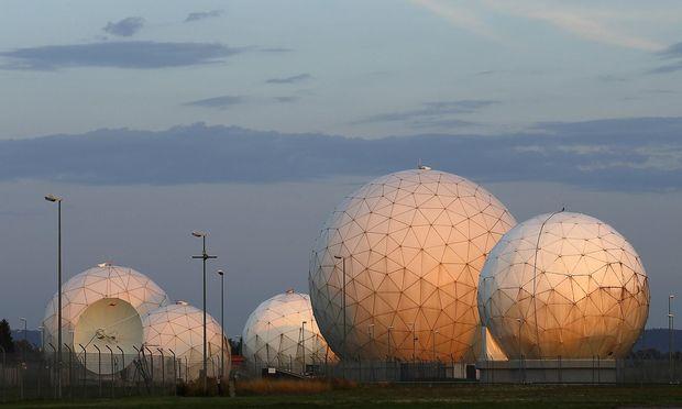 Die NSA-Anlage in Bad Aibling.