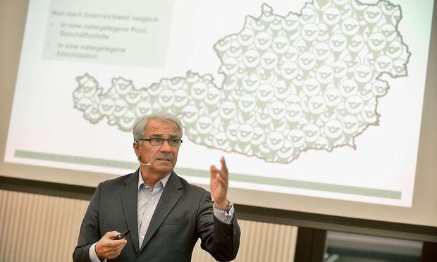 Generaldirektor Georg Pölzl
