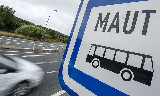 Pkw-Maut fuer auslaendische Autofahrer
