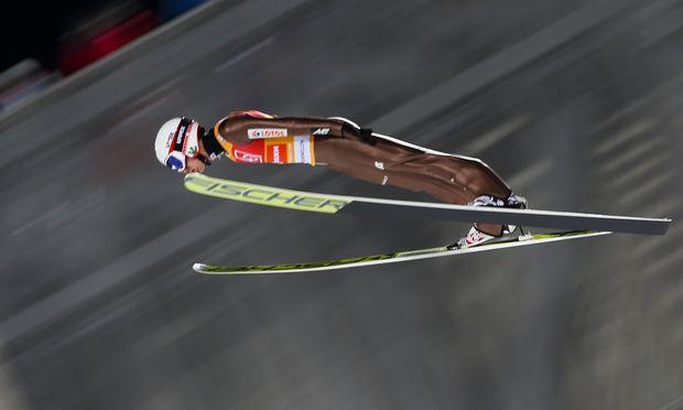 NORDIC SKIING, SKI JUMPING - FIS WC Oslo