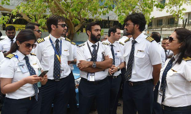 Jet Airways vor Betriebsschließung