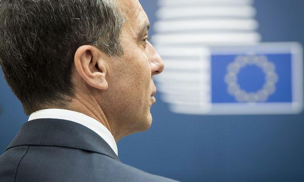 EU-SONDERGIPFEL ZU BREXIT-VERHANDLUNGEN: KERN