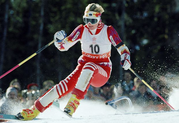Kanada - Olympische Winterspiele in Calgary 1988