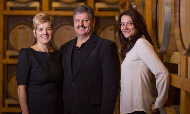 Die Familie Haider führt jetzt gemeinsam die Whiskydestillerie.