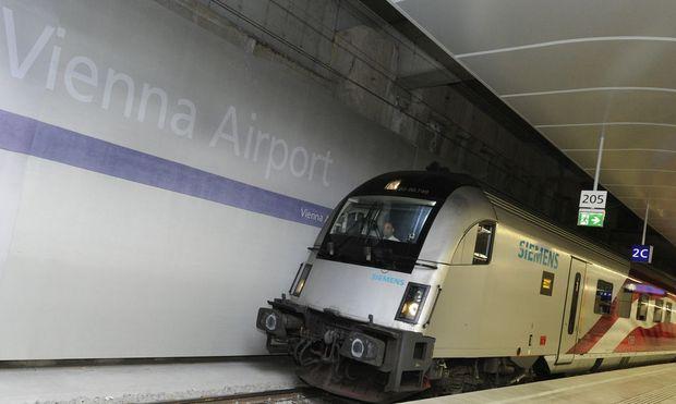 öbb Fahrplanwechsel Zum Flughafen Ohne Umsteigen