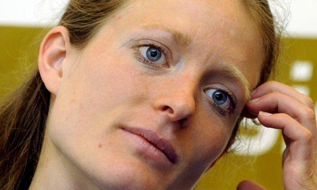 Andrea Mayr Steffi Graf