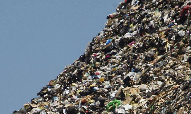 Der Brite will sich für die Bitcoins durch Müll wühlen.
