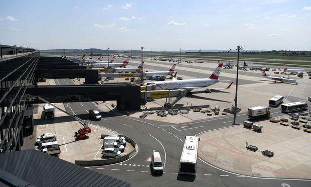 Air-India-Maschine landete wegen Triebwerksproblem ungeplant in Wien