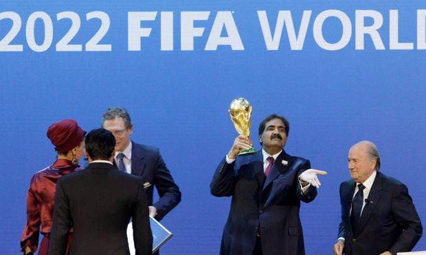 Die Vergabe der WM 2022