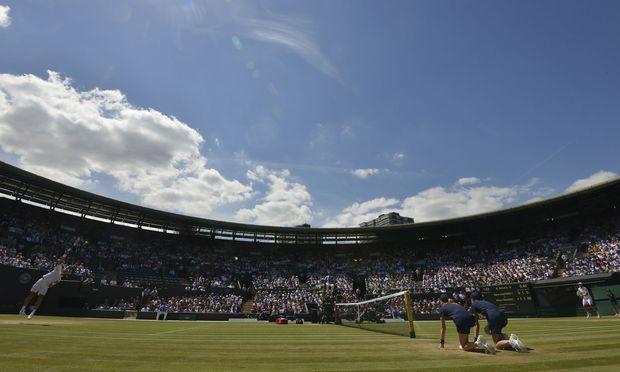 Herzogin Catherine eröffnet Wimbledon und überrascht mit einem neuen Look