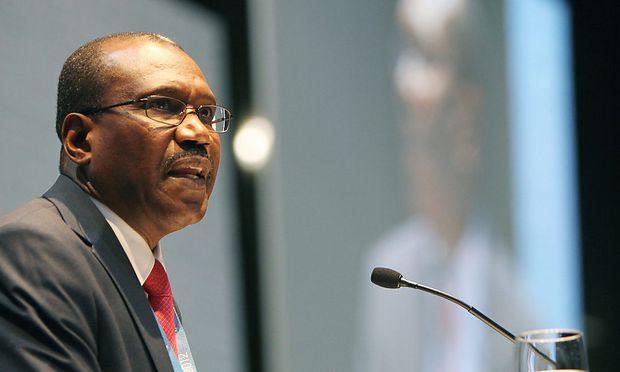 ITU-Generalsekretär Hamadoun Toure
