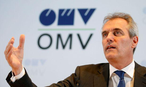 Den Blick nach Osten gerichtet: OMV-Chef Rainer Seele hat weitere Kooperationen mit der russischen Gazprom im Visier.