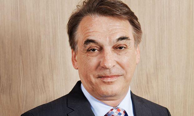 Johann Sauprigl, Personalleiter Österreichische Bundesforste