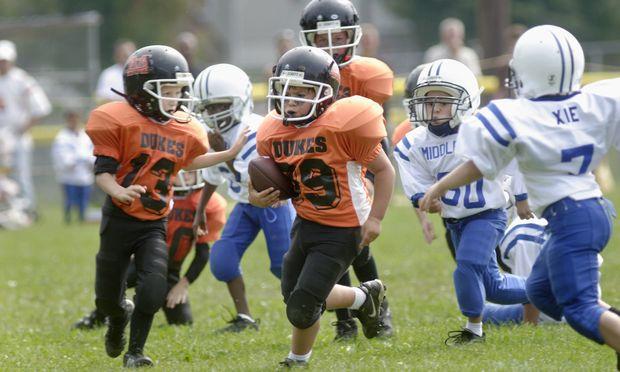In den USA herrscht oftmals ein riesiger Druck auf Kinder, wenn es um  sportliche Aktivitäten geht. / Bild: (c) The Image Works/Visum/ picturedesk.com