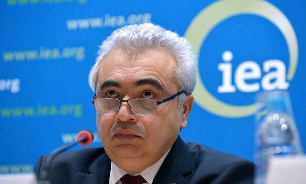 IEA-Chef Fatih Birol