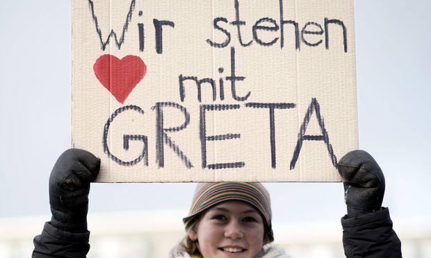 Students FridaysForFuture Climate Coal Protest DEU Deutschland Germany Berlin 25 01 2019 Demonst