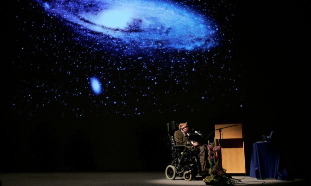Das 76-jährige Physikgenie war für seine Theorie der Schwarzen Löcher bekannt.