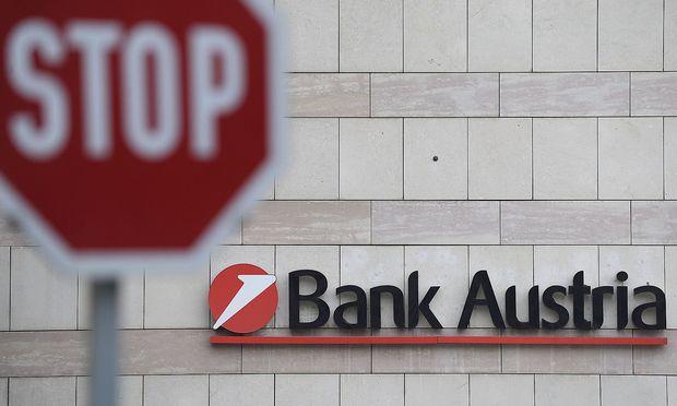 THEMENBILD: 'BANK AUSTRIA'
