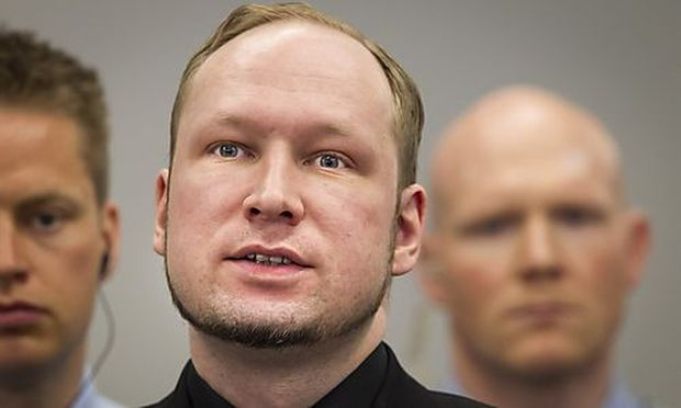 Defendant Anders Behring Breivik, who is expected to give his account of events on  the July 22, 2011