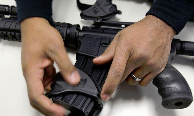 York verschaerft Waffengesetz