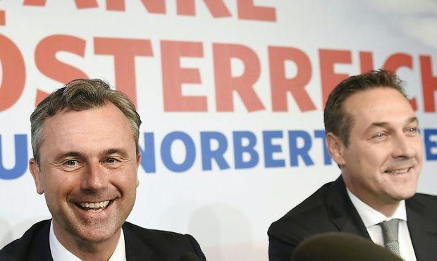 Hofer: Österreicher sollen nicht streiten