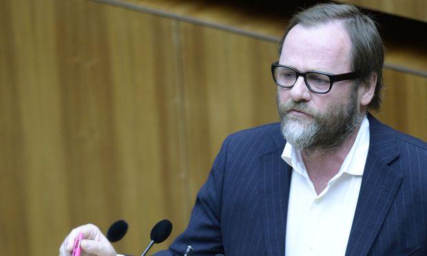 Spitzenkandidat Sepp Schellhorn