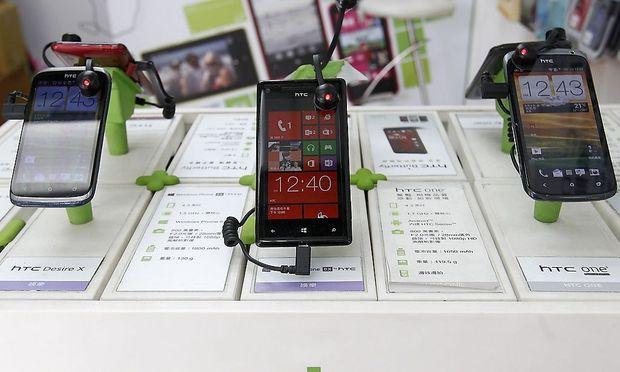 Smartphones: Chinesen verdrängen Nokia und HTC