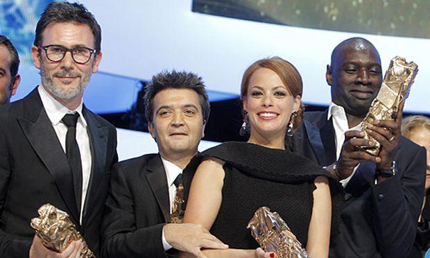 Artist setzt Triumphzug Oscars