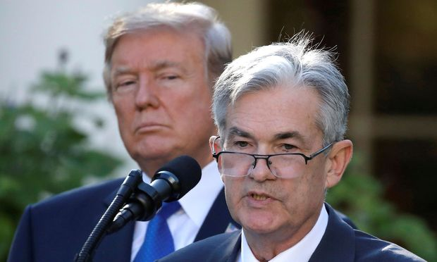 Börsen: Trump: Die Fed ist