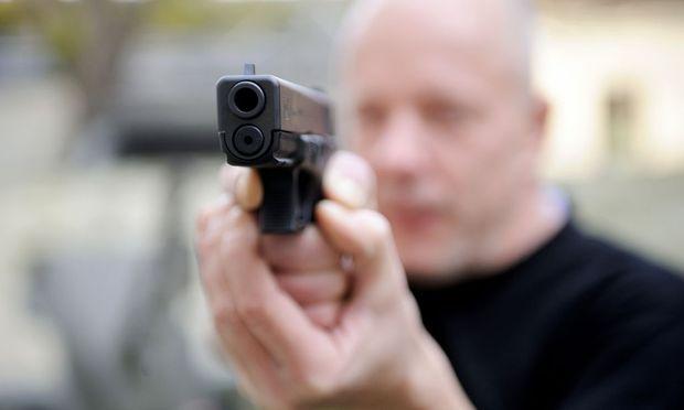 922.279 Waffen sind in Österreich registriert.