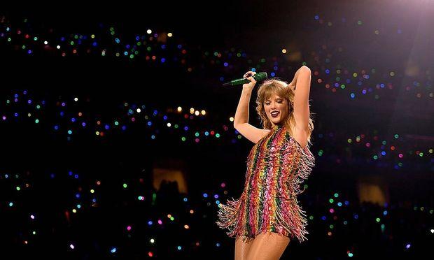 Taylor Swift zelebriert ihre Show mit dem Ethos einer Leistungssportlerin.
